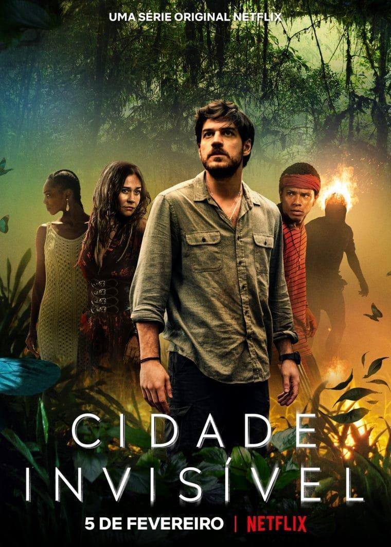 Cidade Invisível | Série sobre folclore brasileiro ganha trailer na Netflix; confira