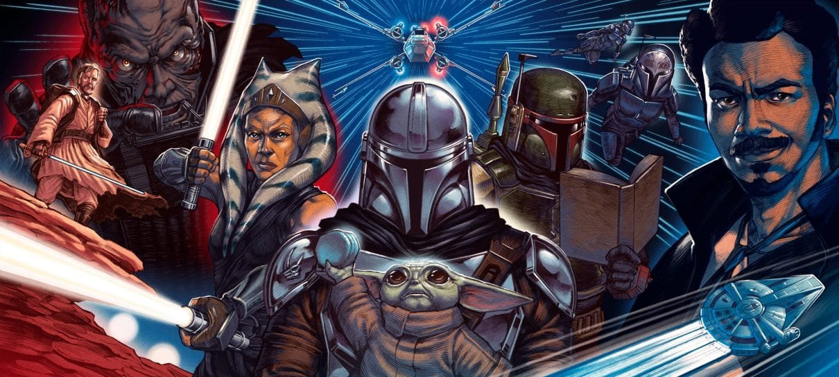 Mandalorian 2 e o Futuro de Star Wars