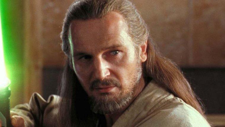 Star Wars   Liam Neeson aceitaria interpretar Qui-Gon Jin na série do Obi-Wan