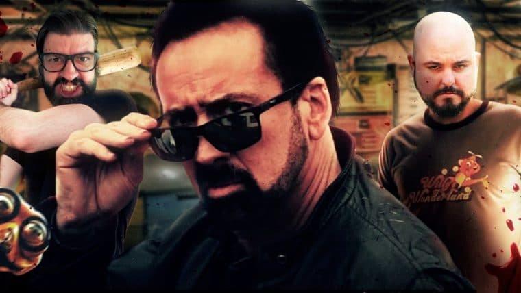 5 noites com Nicolas Cage