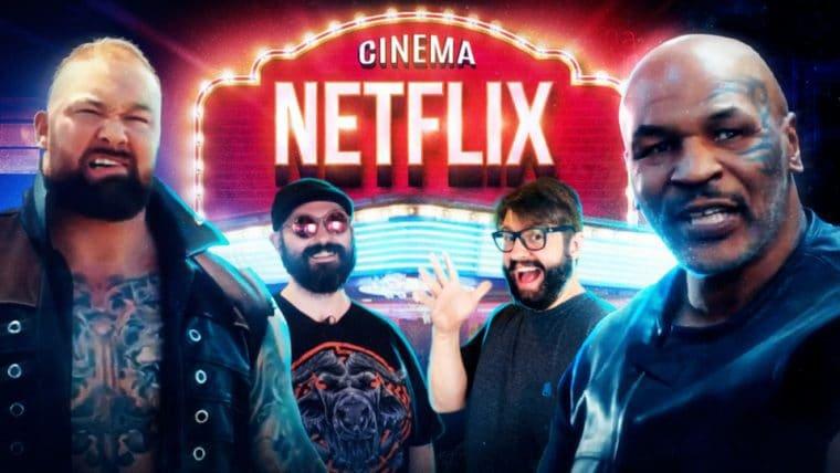 NETFLIX É O NOVO CINEMA