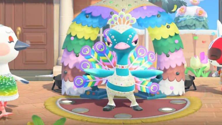 Animal Crossing: New Horizons terá evento de Carnaval