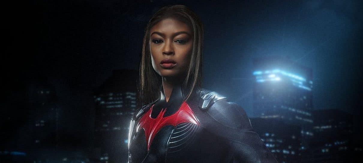 Batwoman   Javicia Leslie mostra o rosto em pôster da segunda temporada