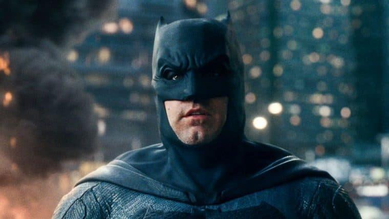 Ben Affleck diz que virar Batman para o filho fez valer o
