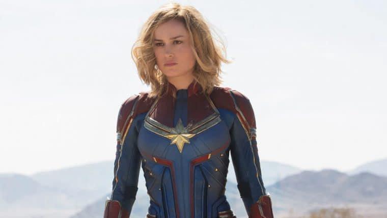 Capitã Marvel 2 | Brie Larson revela preparativos para voltar ao papel nos próximos meses