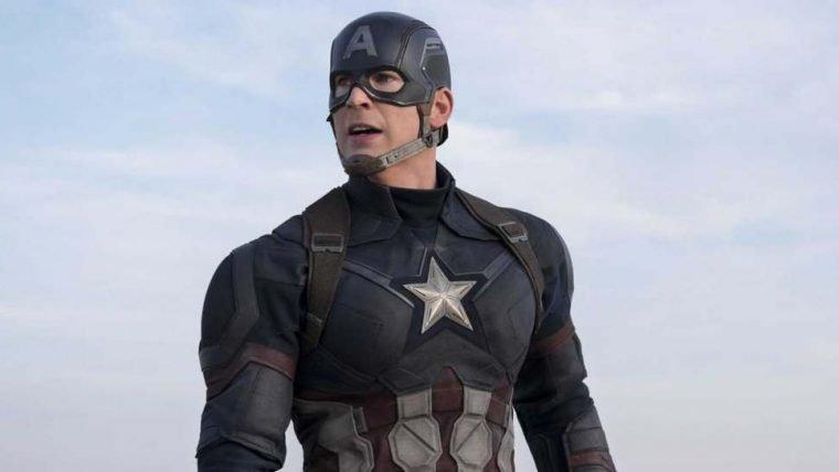 Chris Evans diz que rumor sobre Capitão América é