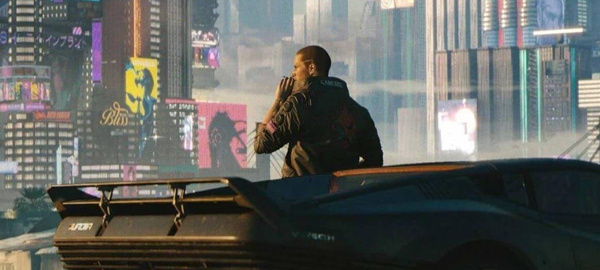 CD Projekt Red desmente rumores sobre atualizações massivas em Cyberpunk 2077