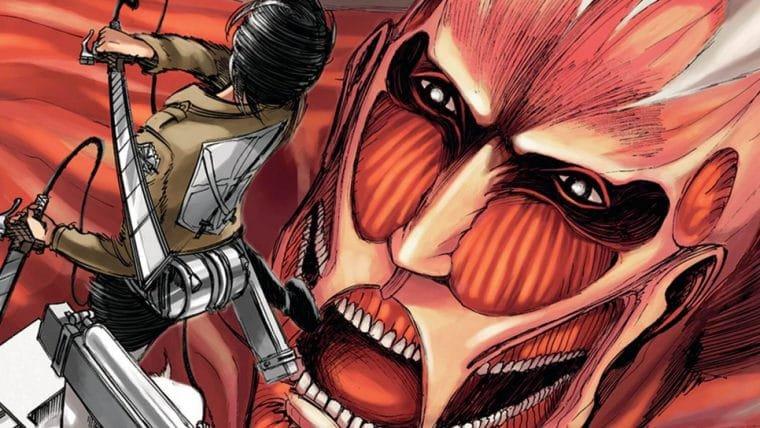 Attack on Titan | Mangá chega ao fim em abril de 2021