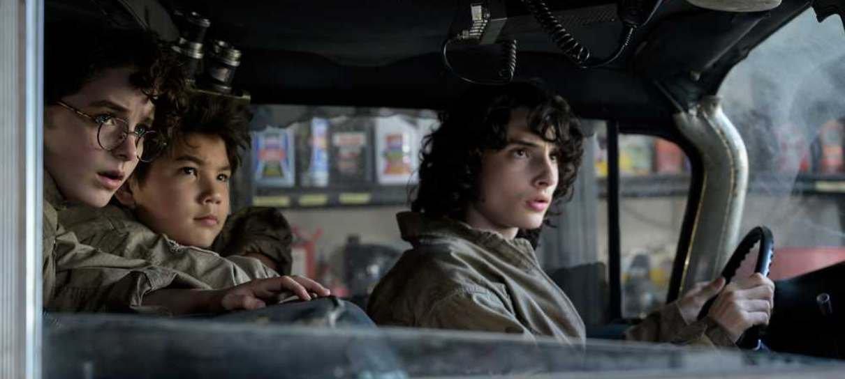 Ghostbusters – Mais Além   Criador da franquia chorou quando assistiu ao novo filme