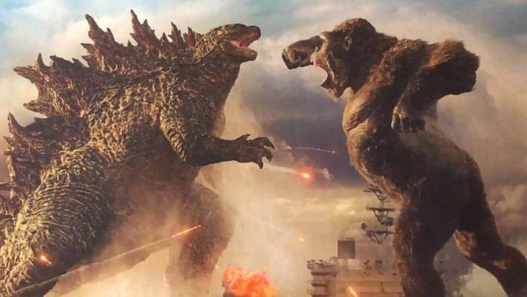 Godzilla vs Kong tem estreia adiantada em dois meses
