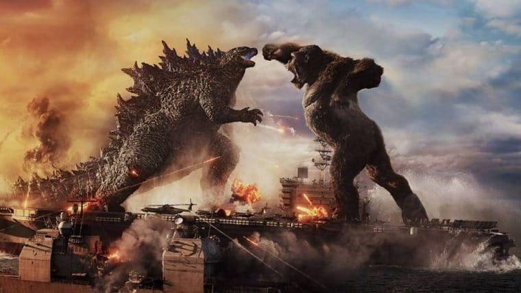 Godzilla vs Kong | Briga de gigantes dividiu a internet e gerou memes