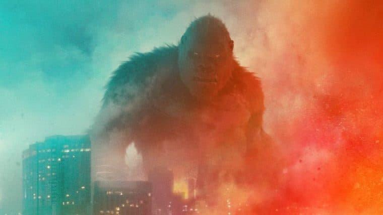 Teaser de Godzilla vs Kong traz monstro gigante acorrentado