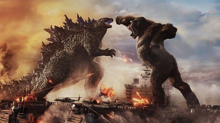 Godzilla vs Kong ganha primeiro trailer mostrando o embate entre os titãs