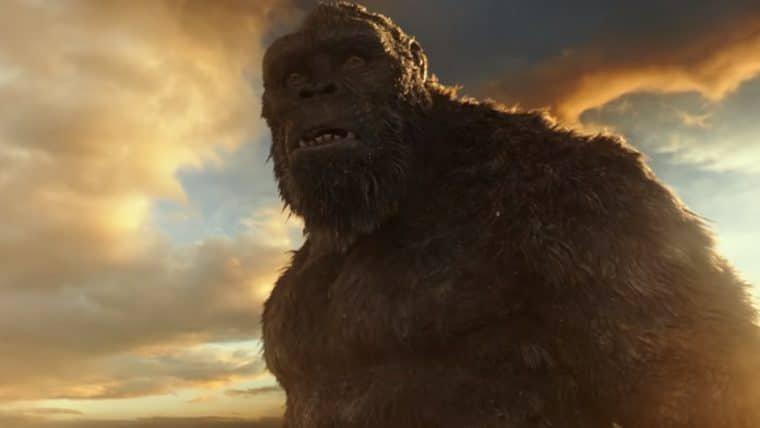 Godzilla vs Kong quebra recorde de visualizações de trailer da Warner