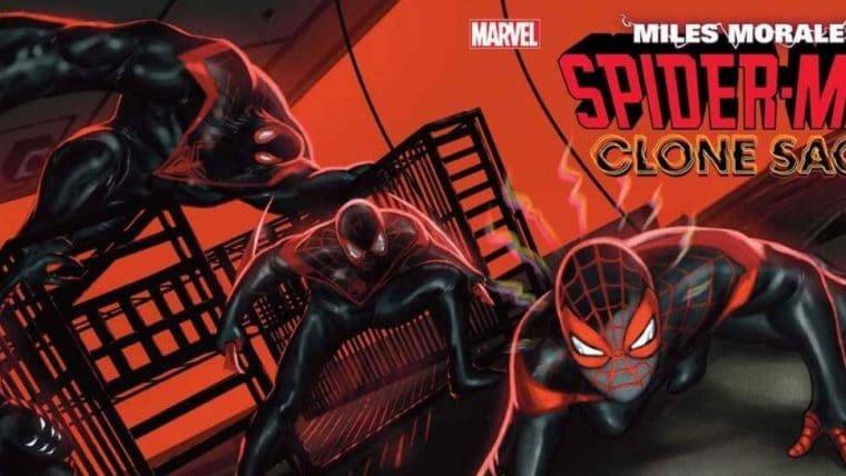Homem-Aranha | Miles Morales terá a própria Saga do Clone nas HQs