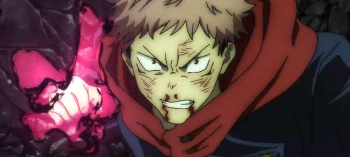 Jujutsu Kaisen | Anime impulsiona circulação do mangá em 235%