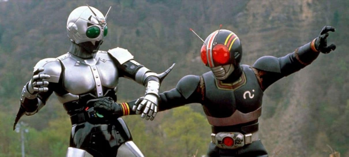 Black Kamen Rider | Todos os episódios estão disponíveis no Amazon Prime Video