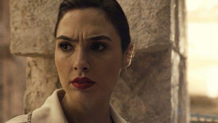 Liga da Justiça | Snyder publica duas fotos da Mulher-Maravilha em nova versão do filme