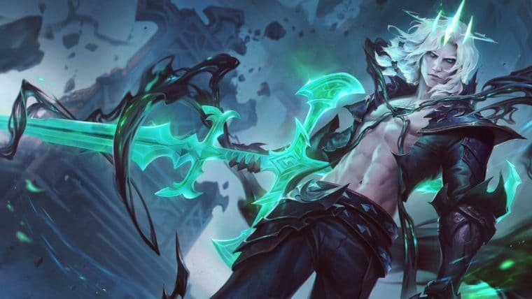 League of Legends ganha vídeo animado que revela Viego, o Rei Destruído