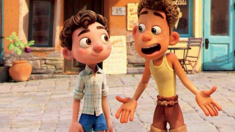 Luca | Confira a primeira imagem da nova animação da Pixar