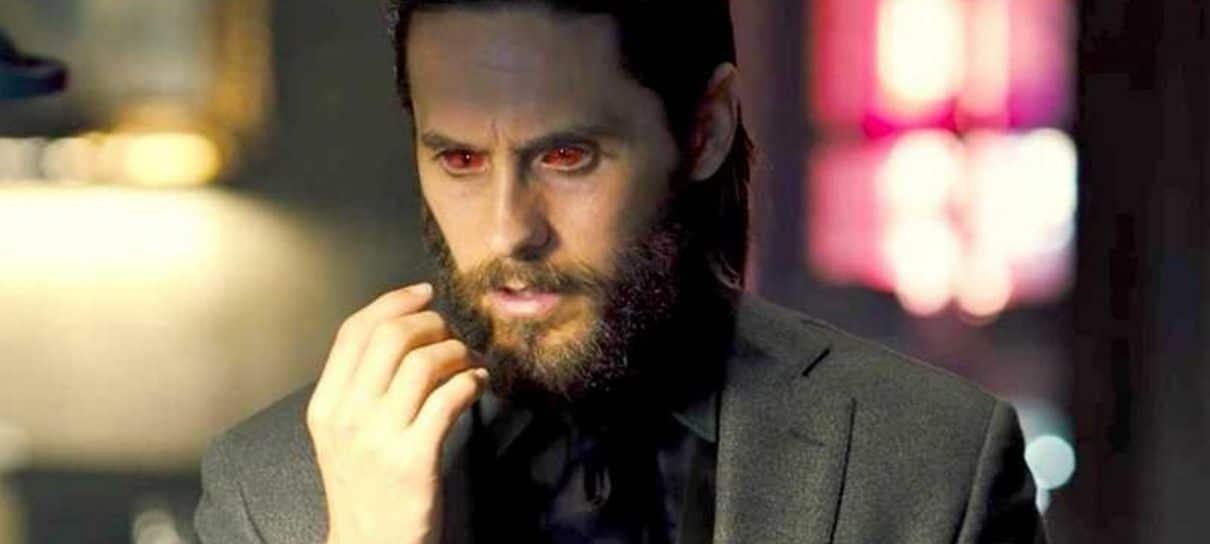 Jared Leto acha que Morbius é o personagem mais parecido com ele mesmo