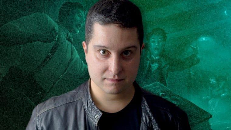 Leonel Caldela, mestre do Nerdcast RPG: