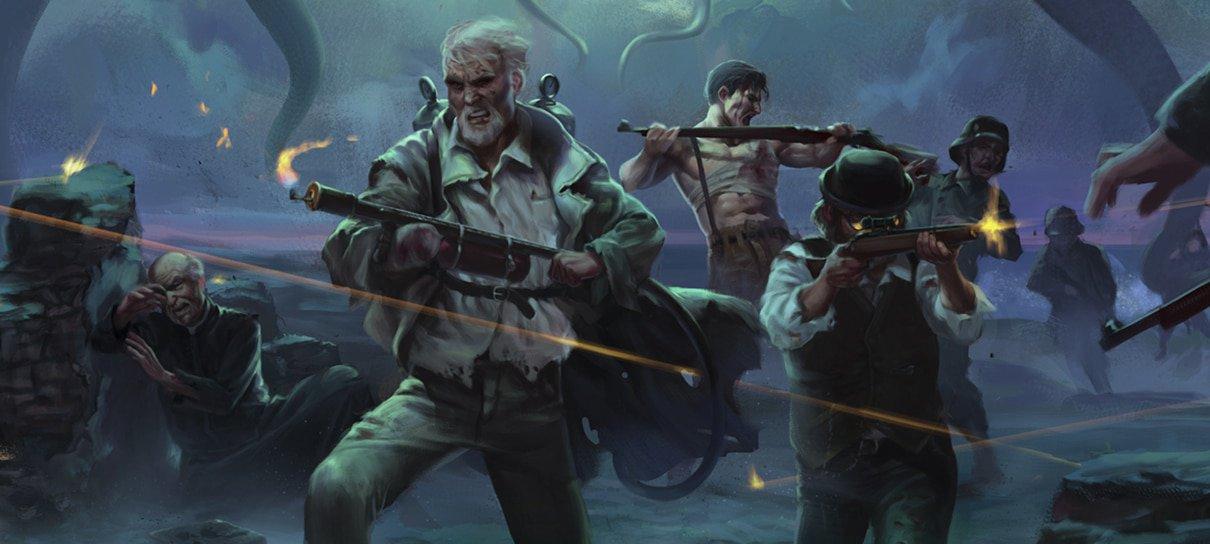 Nerdcast RPG: Confira o calendário de lives com ilustradores, escritores e jogadores
