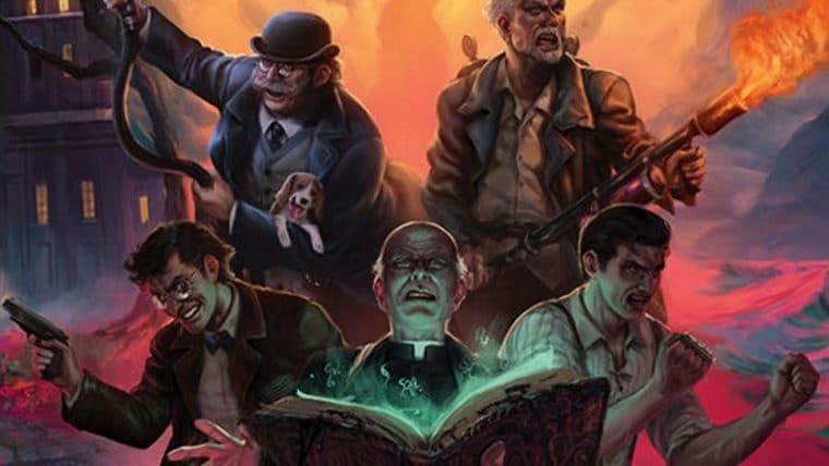 Nerdcast RPG: Coleção Cthulhu | Confira as novas metas