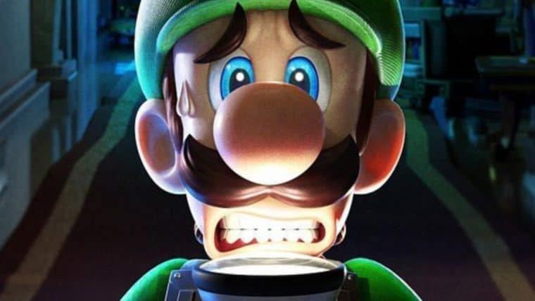 Nintendo compra desenvolvedora de Luigi's Mansion 3
