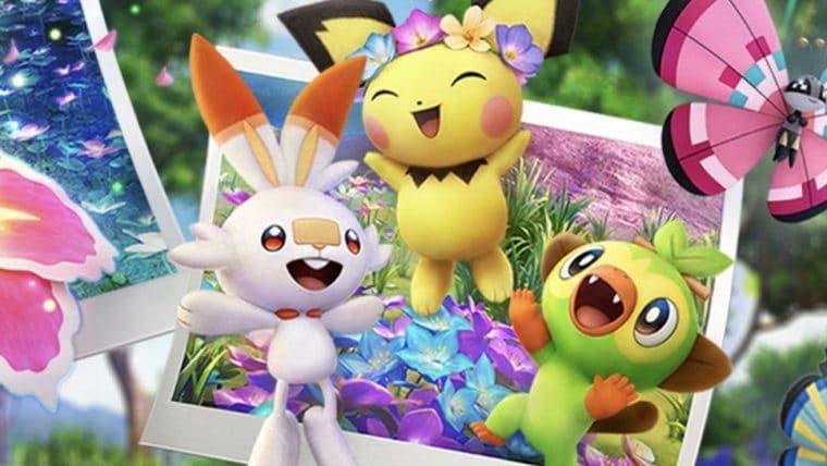 Novo Pokémon Snap ganha comercial mostrando um safári repleta de criaturas