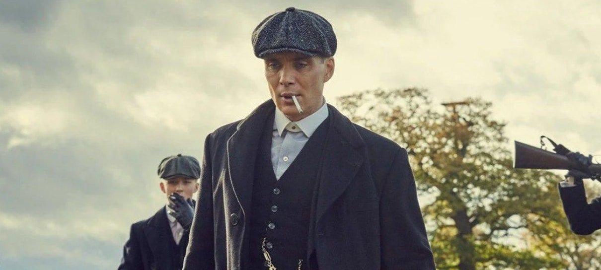 Peaky Blinders terá filme, segundo criador da série