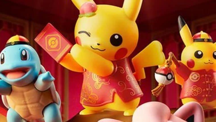 KFC da China tem brindes de Pokémon, incluindo uma caixinha de música