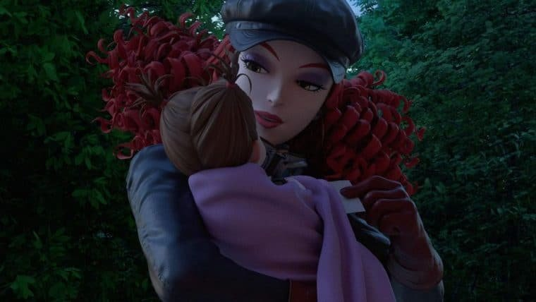 Assista aos primeiros minutos do novo filme do Studio Ghibli, Aya to Majo