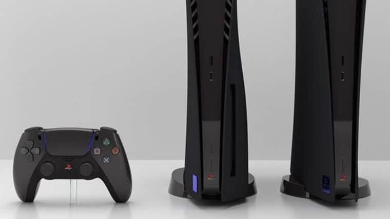 PlayStation 5 com visual inspirado no PS2 será vendido em edição limitada