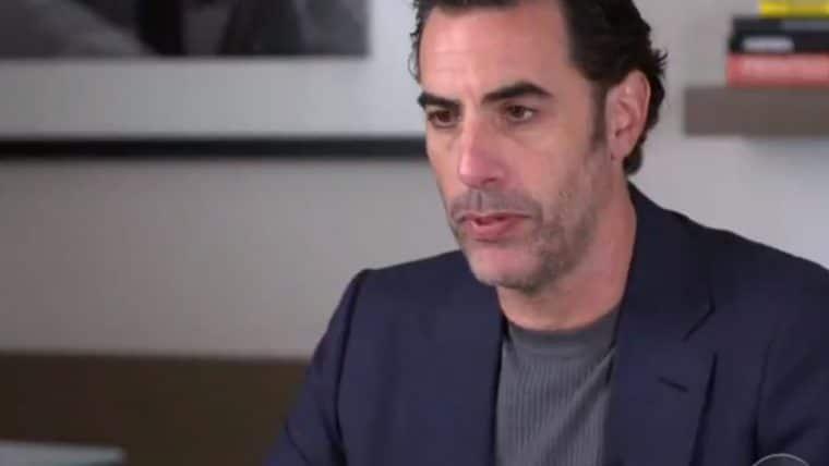 Sacha Baron Cohen, o Borat, não vai mais fazer filmes nem séries disfarçado