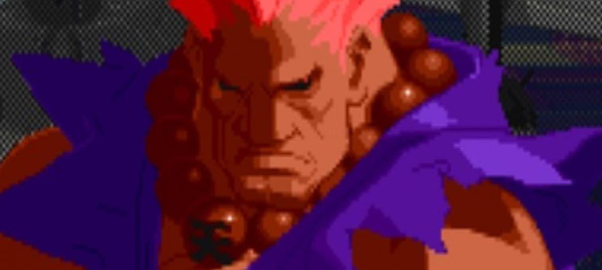 Novo código de Street Fighter Alpha 2 é descoberto quase 25 anos após o lançamento