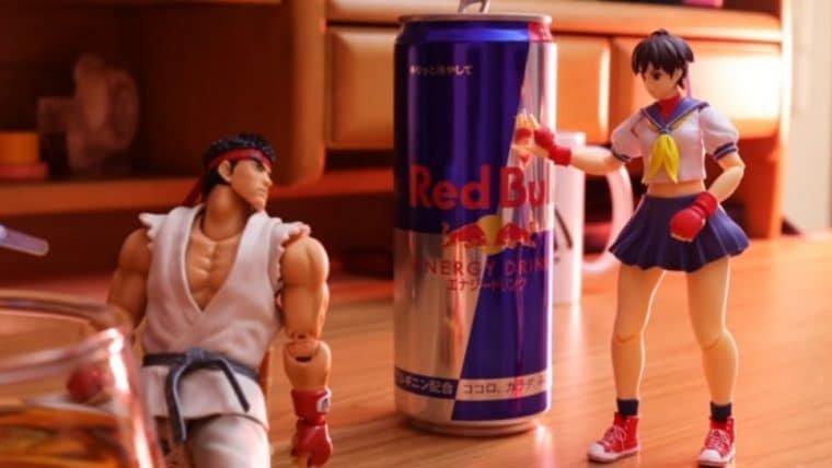 Street Fighter | Sakura mostra seu poder em vídeo stop motion