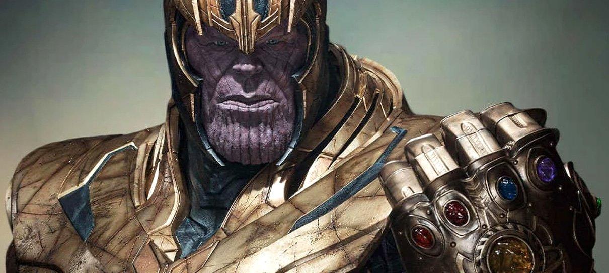 Esse busto em tamanho real do Thanos está pronto para dizimar sua carteira