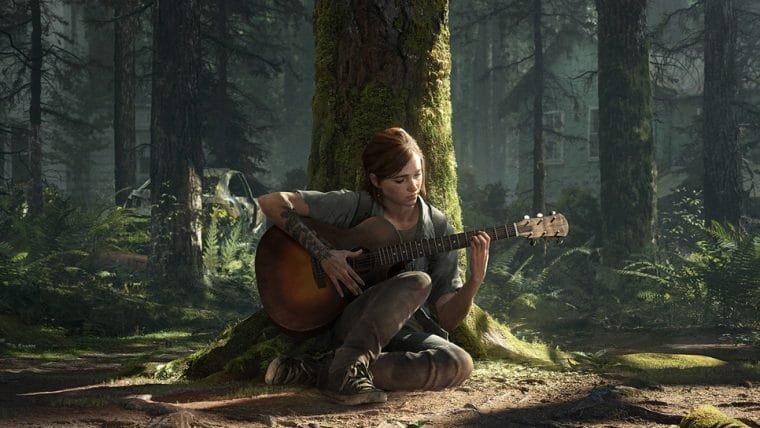 The Last of Us Part II quebra recorde de premiações de Jogo do Ano