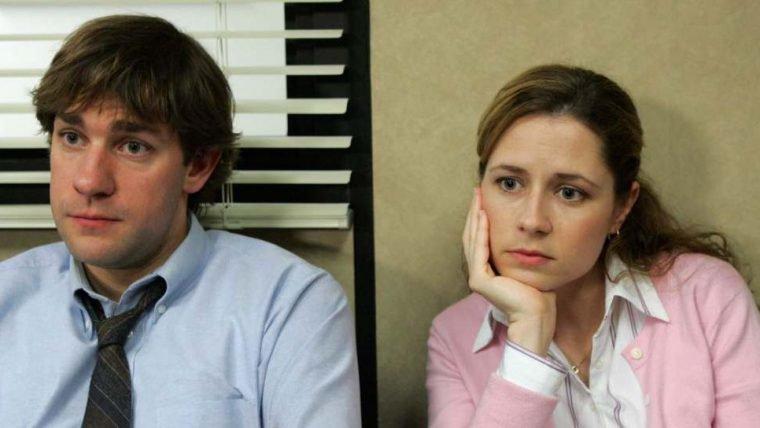 The Office | Vídeo revela bastidores do primeiro beijo de Jim e Pam