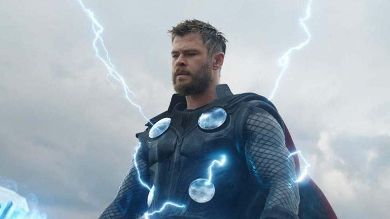Gravações de Thor: Love and Thunder começam nesta semana