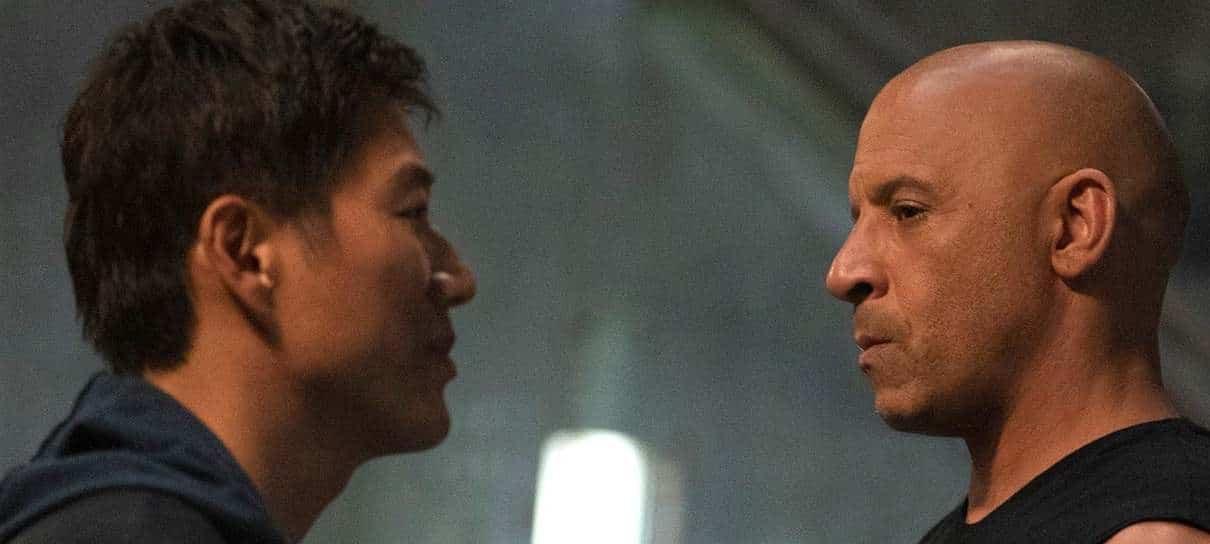 Velozes e Furiosos 9   Dominc Toretto e Han figuram nova foto