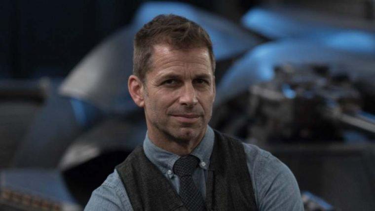 Zack Snyder não pretende fazer mais filmes da DC