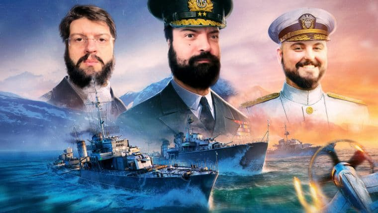 World of Warships - Fumaçando nos Contratorpedeiros