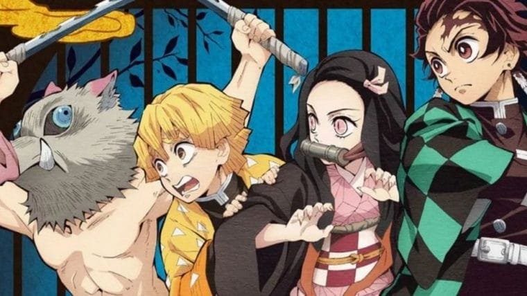 Demon Slayer   Políticos japoneses usam logo do anime e pedem desculpas
