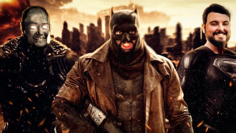 Trailer Liga da Justiça #Snydercut | Versão: We Live in a Society