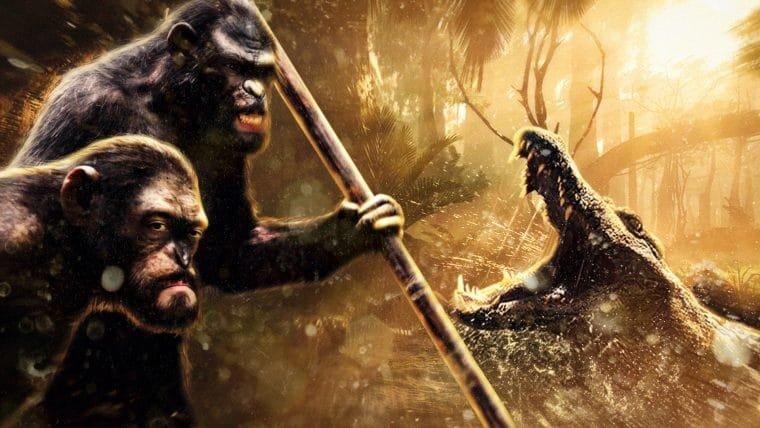 Ancestors: The Humankind Odyssey - O usurpador