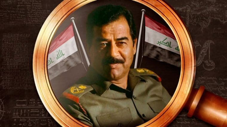 Guerra do Golfo e Saddam Hussein