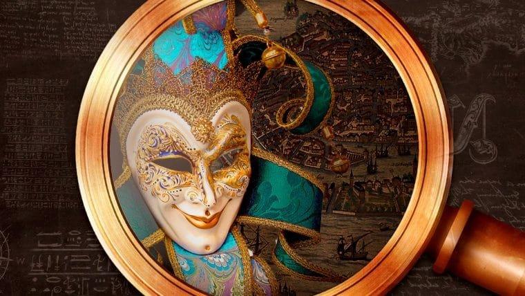 História de Veneza e suas máscaras