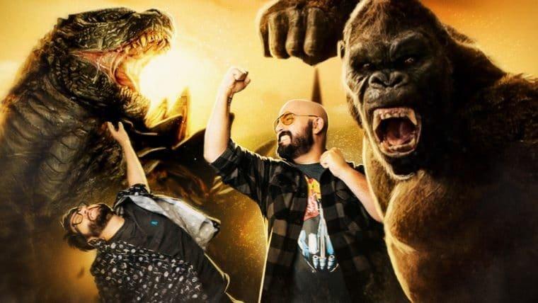 Godzilla vs Kong - Treta de Monstro
